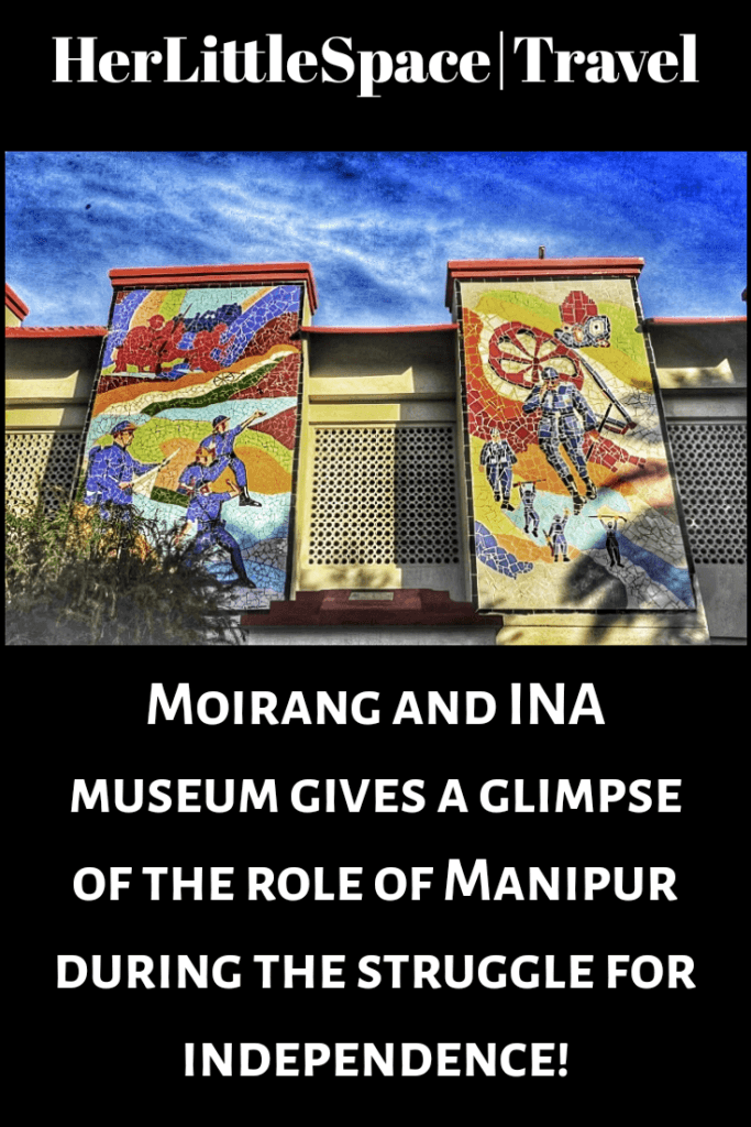 A visit to Moirang and INA Museum