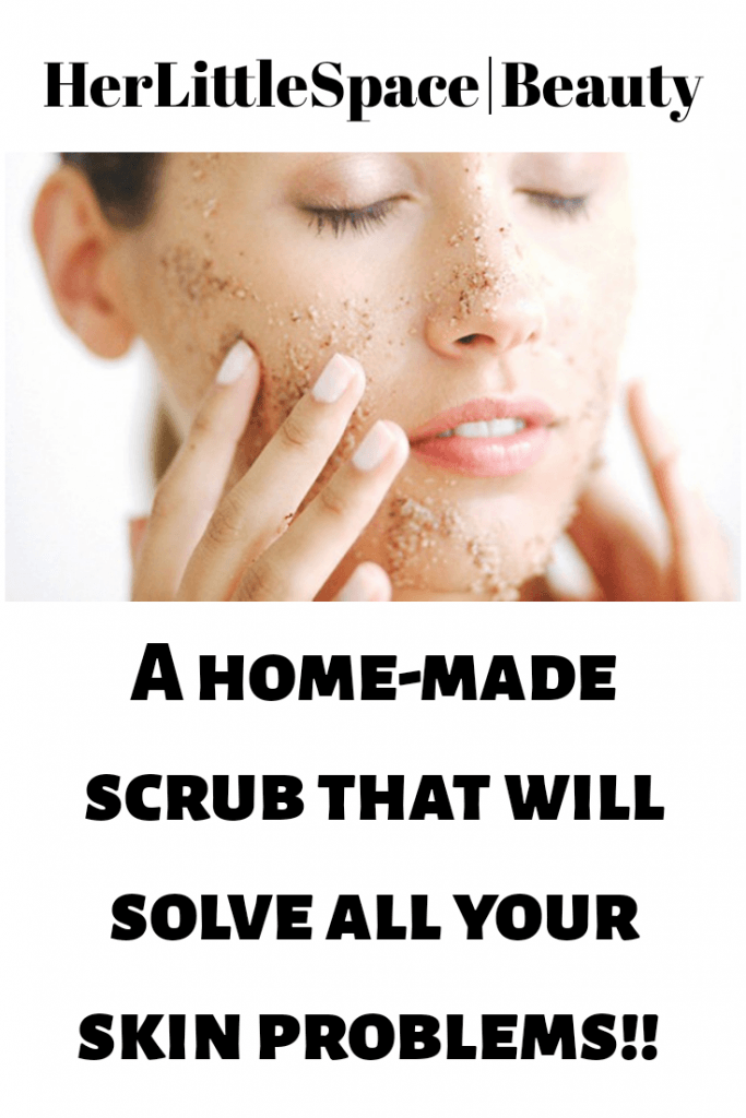 Use This Home-made Scrub Twice a Week and Thank Me Later
