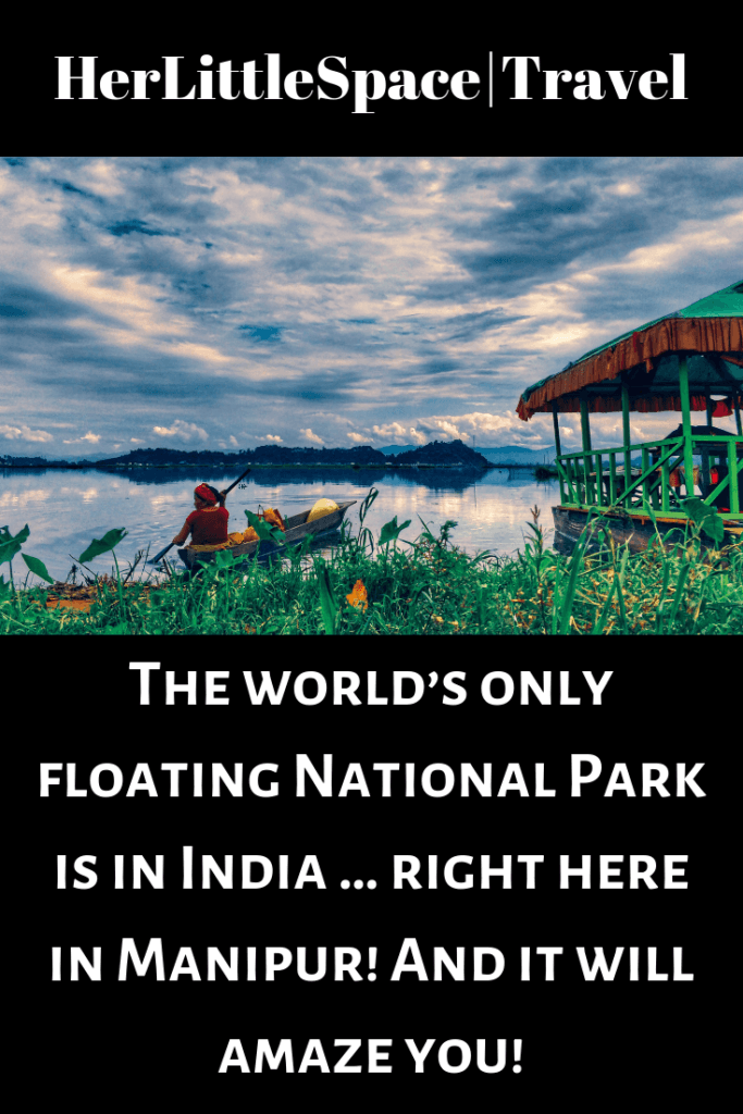Welcome to Loktak - The Only Floating National Park In The World!
