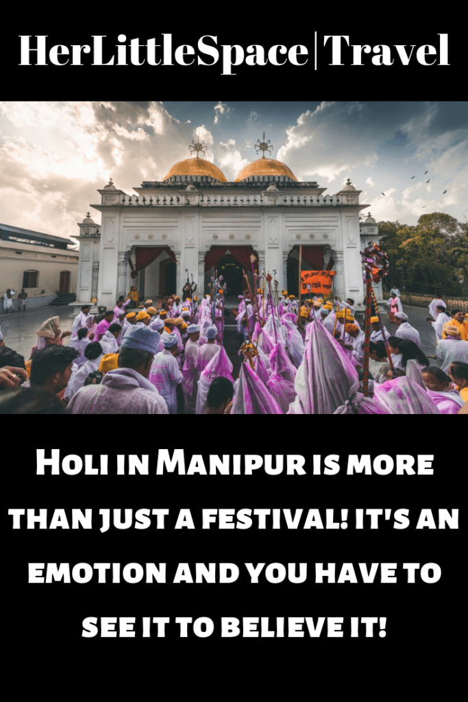 Holi In Manipur Is One Of a Kind!